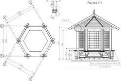 Schema mandrinele secționale hexagonal