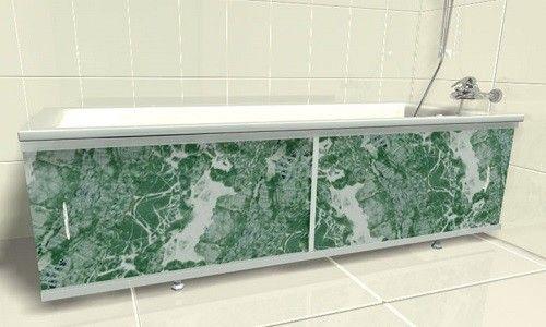 Что нужно знать об установке экрана под ванну?