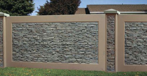 Gard decorative pentru gard
