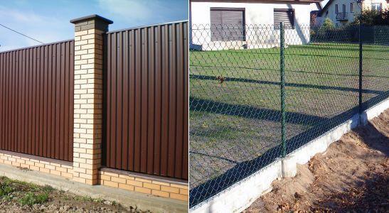 Cum se instalează gard