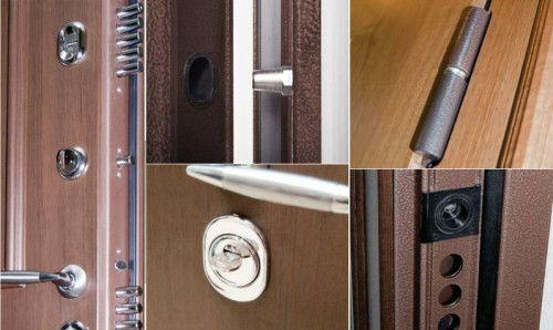 Cum de a alege corect ușa de metal din față?