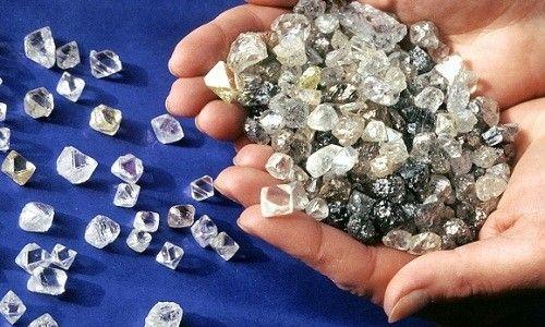 Как можно найти драгоценные алмазы?