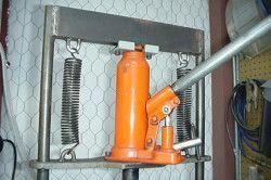 presa hidraulică