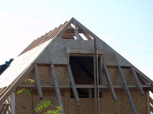 Cum de a construi la etajul de deasupra garajului?
