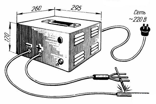 Cum de a repara invertor aparat de sudura corect și ușor?
