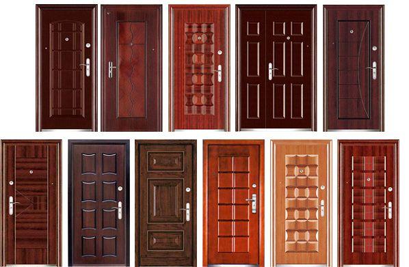 Cum de a alege ușa de fier din față?