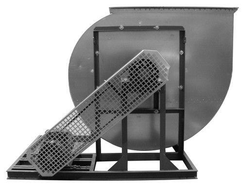 Как правильно выполнить монтаж радиального вентилятора?