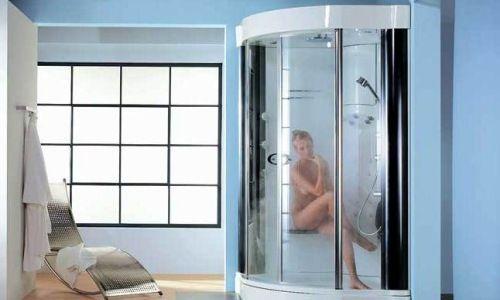 Pe măsură ce instalați o cabina de duș