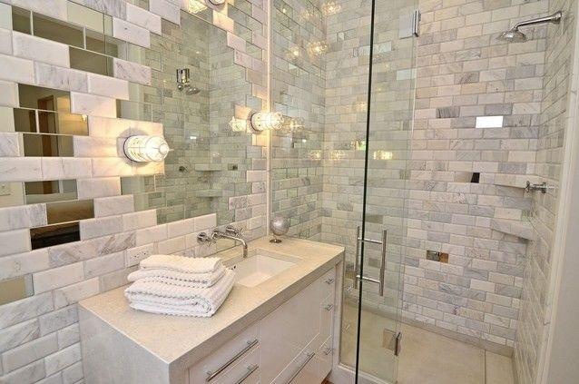 Каким материалом можно отделать ванную комнату?