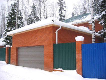 Ce mai bine pentru a construi un garaj