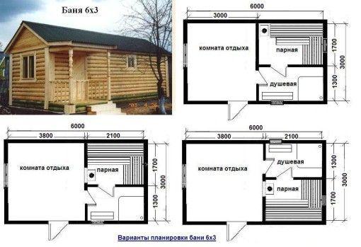 Materiale pentru finisare baie și saune - lemn in camere diferite
