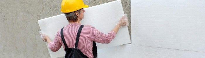 Materiale pentru izolarea termică a pereților