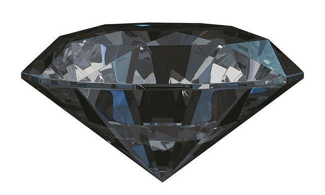 Особенности черного алмаза