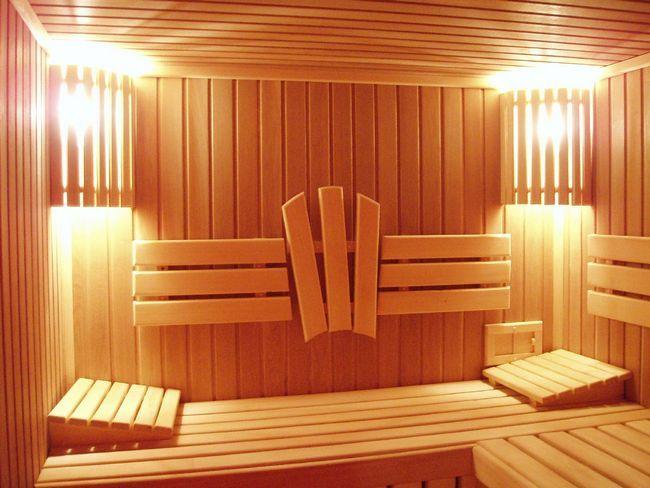 Особенности внутренней отделки бани
