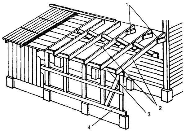 Особенности возведения рядом с домом деревянной веранды