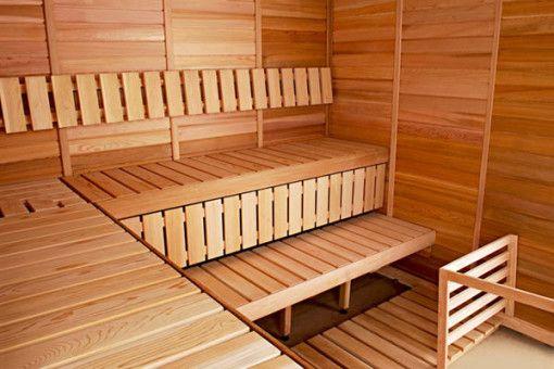 Termina sauna cu propriile lor mâini - ia în considerare securitatea și confortul