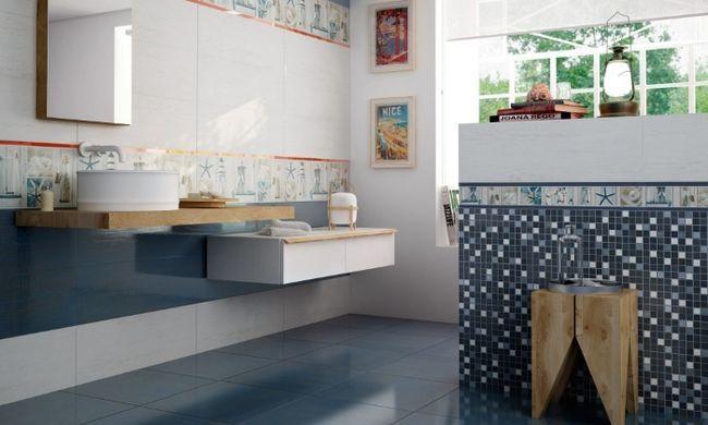 Правильная отделка ванной плиткой