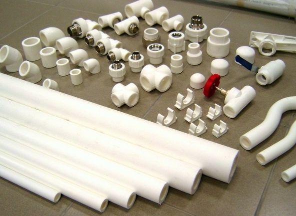 Utilizarea conductelor de polipropilenă