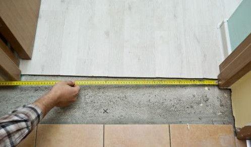 Dimensiunile standard ale deschiderilor și uși de intrare