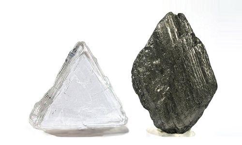 Свойства, которыми обладают и алмаз, и графит