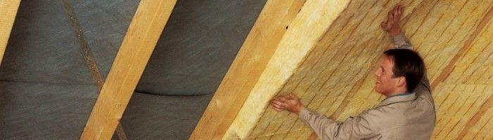 Izolare termică pentru izolarea termică a acoperișurilor