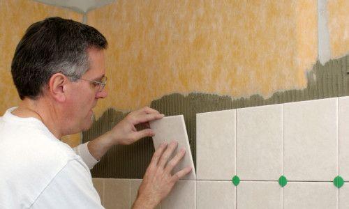 De stabilire a placi ceramice pe plăci de gips: regulile de bază