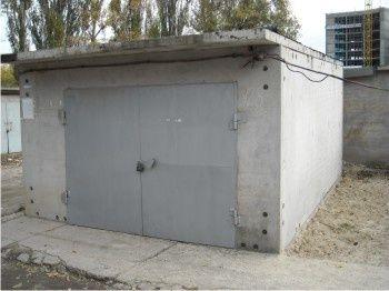 Instalarea garaj beton