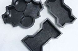 Пластиковые формы для изготовления плитки