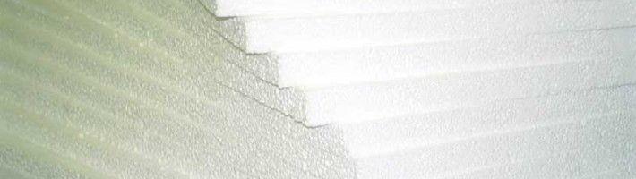 Tipuri de plastic spumat