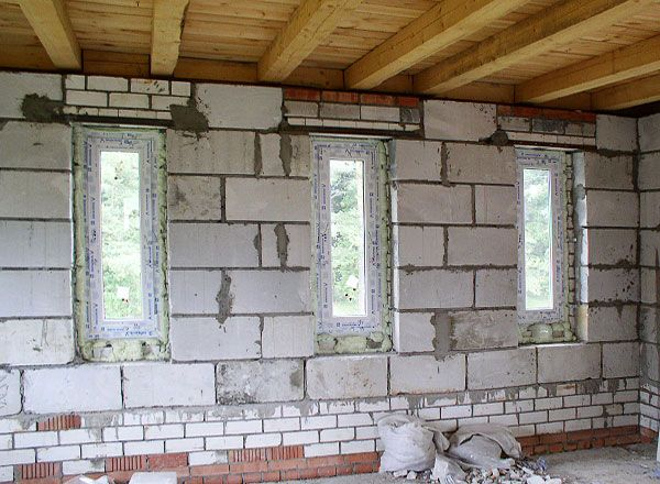 Walling la etajul al doilea